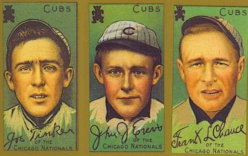 chicago cubs 1908